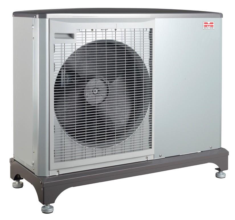 luft til vand varmepumpe test